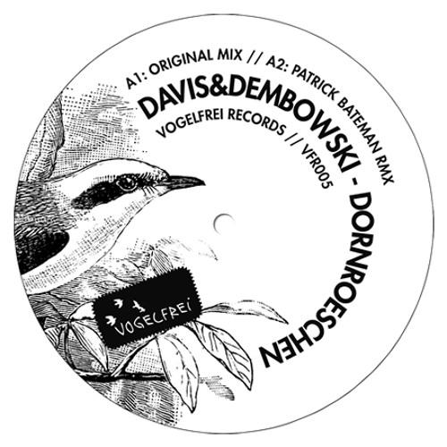 VFR005 Davis & Dembowski - Swimming (Digital Bonus) OUT 10.09.13 !!!