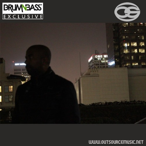 Storm Clouds (Vocal Mix) by OutSource ft Black Morris - DrumNBass.NET Exclusive
