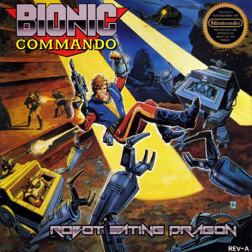 Bionic Commando - Robot Eating Dragon Remix