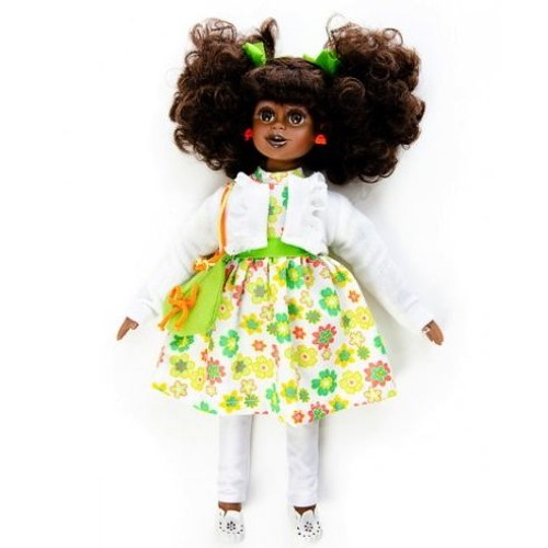 Marco and Patrick Talk Polyglot African Dolls