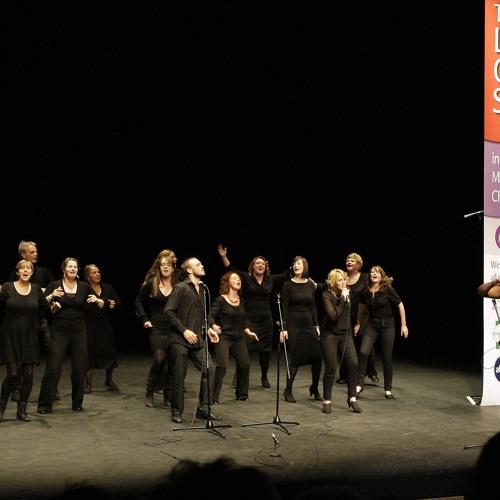 Hereford Soul Choir - Raindown