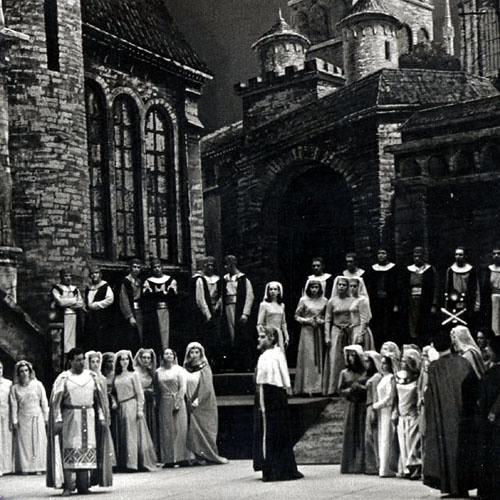 "Seattle Opera ""Countdown to the 50th!"" 1966 LOHENGRIN"