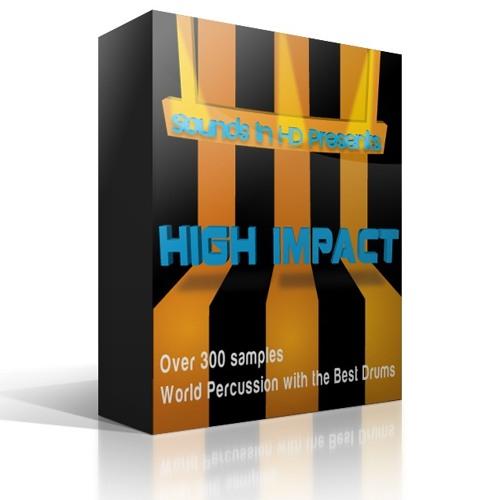 High Impact by SoundsinHD - SoundPackFlyer.com - Demo Beat 2