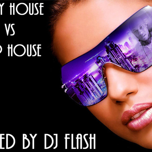 Funky House Vs Deep House  Mixed By DJ Flash