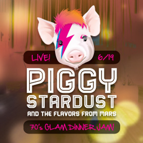 Emerging Chefs Radio Interview - Piggy Stardust & the Flavors from Mars