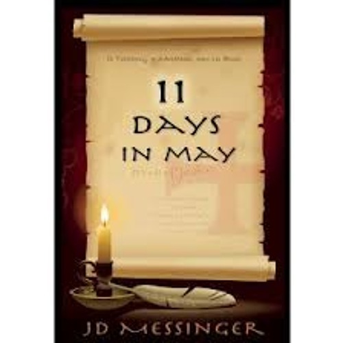 Podcast 406: 11 Days in May with JD Messinger