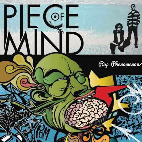 "Piece Of Mind (G Roc Gayle & Dj Gedsi) - Rap Phenomenon 7"" (Preview)"