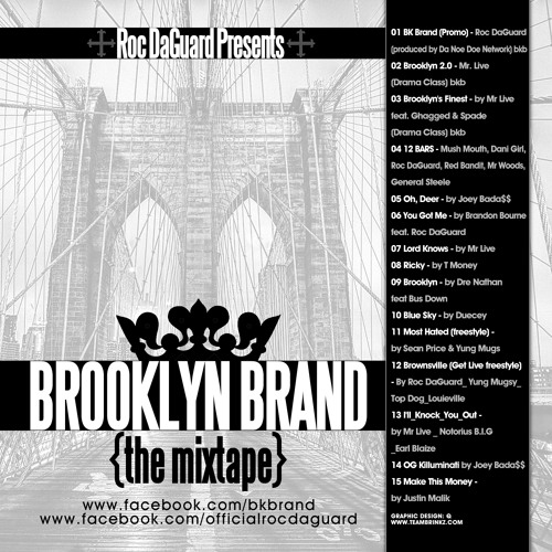 09 - Brooklyn - by Dre Nathan feat Bus Down (Skyz Da Limit) bkb