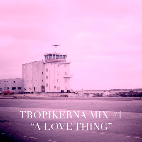 "Pontus Ahlkvist & Klas Widestrand - Mix #1: ""A Love Thing"""