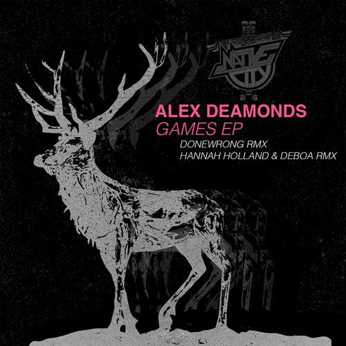 KC & COKE (GAMES) (DONEWRONG REMIX) - ALEX DEAMONDS