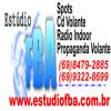 Locutor Leandro Pop - Estudio Fba