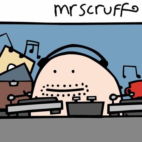 i-DJ: Mr Scruff