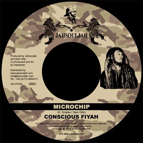 CONSCIOUS FIYAH - MICROCHIP