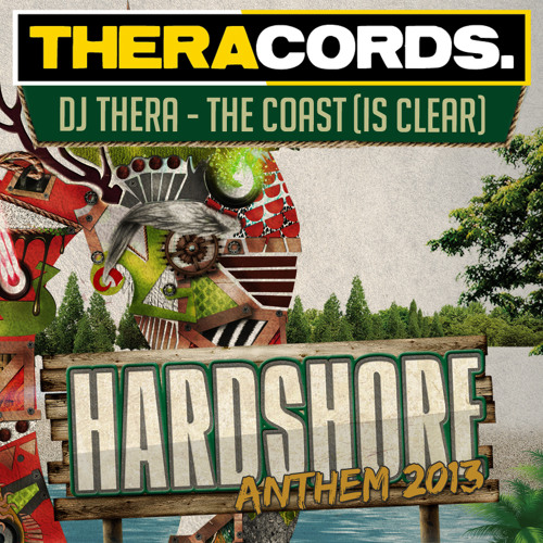 Dj Thera - The Coast (Is Clear) Sneak Preview