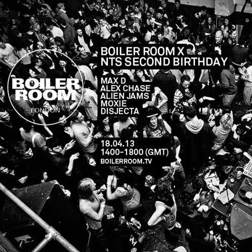 Moxie 50 min Boiler Room mix