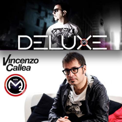 VINCENZO CALLEA Radio Show #04 - Guest Mix on M2O Provenzano Deluxe
