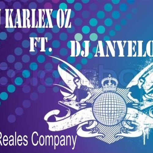 98 Romeo Live - Mira Como Baila ( Dj Karlex Oz Ft. Dj Anyelo Mix ) -( Mix Tape-Reales Company)