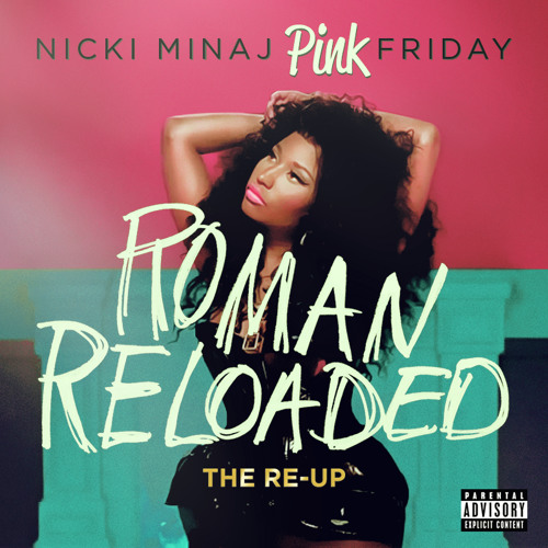 Nicki Minaj: Freedom [Cover]