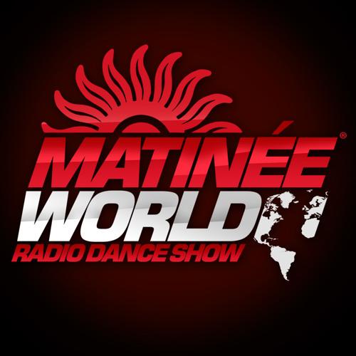 GANJAHMAN @ MATINEE WORLD RADIO DANCE SHOW 11 MAYO 2013