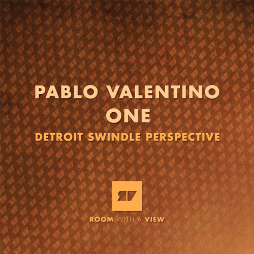 Pablo Valentino - One (Detroit Swindle Perspective) - preview