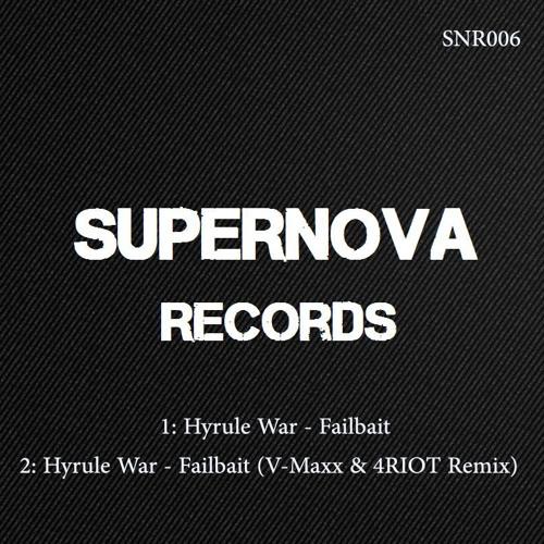 Hyrule War - Failbait [SNR006]