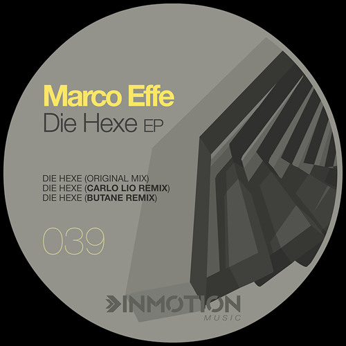 [INM039] Marco Effe - Die Hexe (Butane Remix)