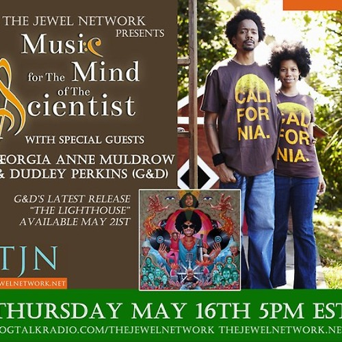 G&D - Jewel Network Interview: Music for the Mind of the Scientist