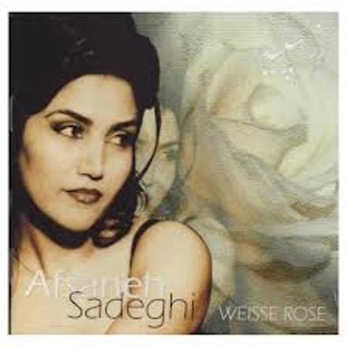 Afsaneh Sadeghi - Weisse Rose 09- Ba Ma Bekhan
