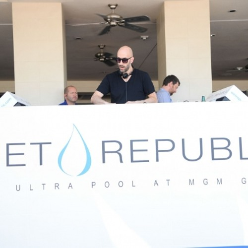 TJR @ Wet Republic - Las Vegas, NV - 5.11.2013