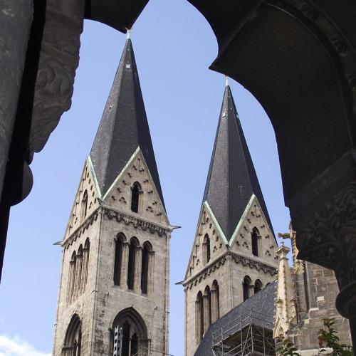 Rundgang durch den Dom Halberstadt - Teil 4 - die Triumphkreuzgruppe