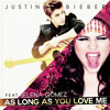 Download Justin Bieber & Selena Gomez - As Long As You Love Me vs Come And Get It Mp3
