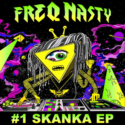 FreQ Nasty #1 Skanka feat. Spoonface FREE DOWNLOAD
