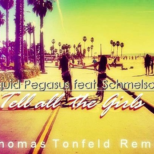 "Liquid Pegasus feat. Schmelson - ""Tell all the Girls"" (Thomas Tonfeld Remix)  < South B. Records >"