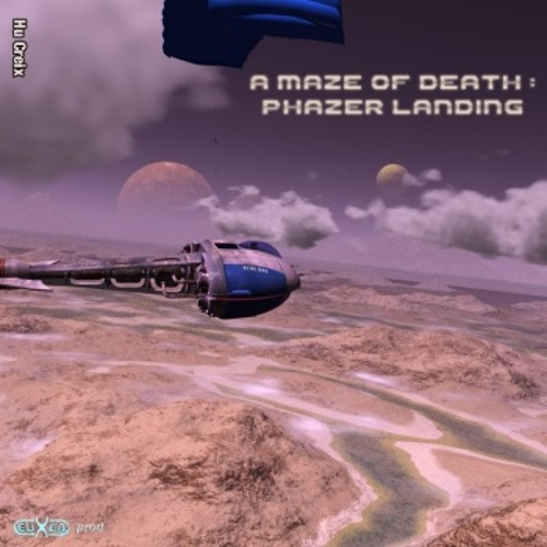 Hu Creix - Phazer Landing - CHECK TRACK DETAILS FOR THE FREE RELEASE DOWNLOAD LINK
