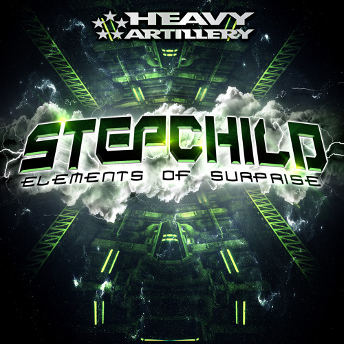 Stepchild - Ghetto Blaster (out now!)