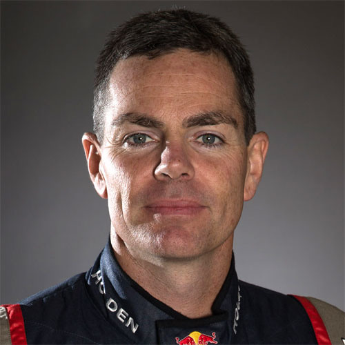Craig Lowndes: Austin 400 Press Conference - May 17, 2013