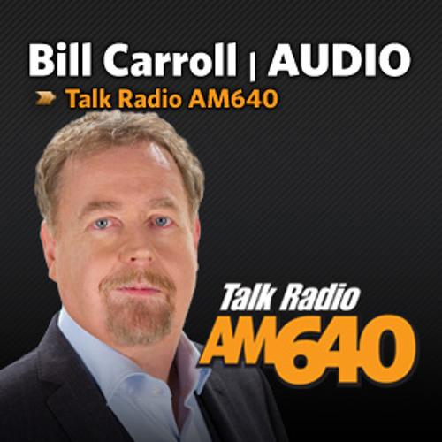 Bill Carroll - w/ Robyn Doolittle - May 17, 2013