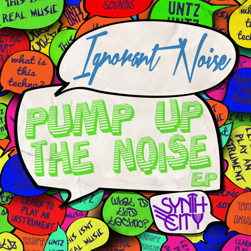 Ignorant Noise - Boost Em [FREE DOWNLOAD]