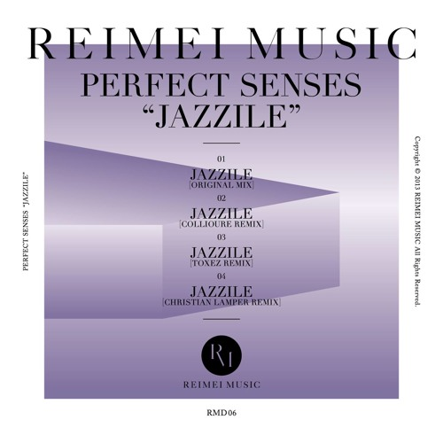 Perfect Senses - Jazzile (Christian Lamper remix) preview (mastered)