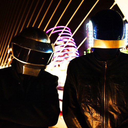 Get Lucky Club Remix of K7i and Daft Punk original