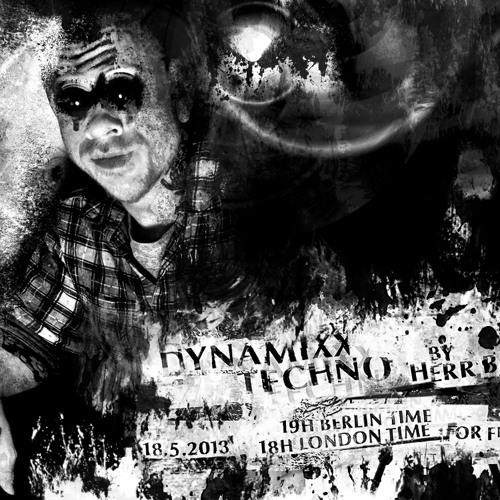 Herr Bert - DYNAMIXX TECHNO #12 (for fnoob) 18.05.2013
