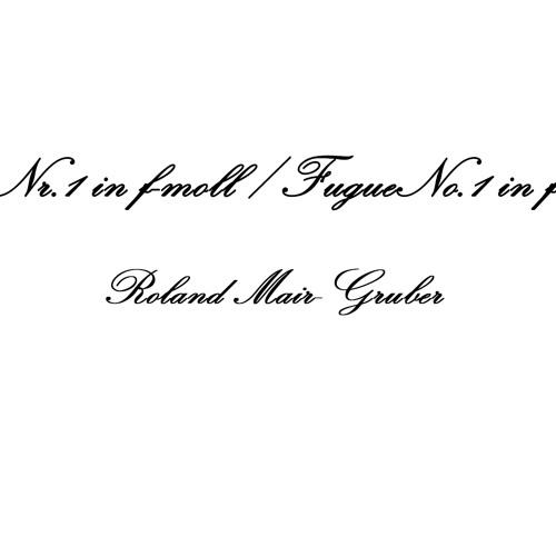 Fuge Nr.1 in f-moll // Fugue No.1 in f-minor