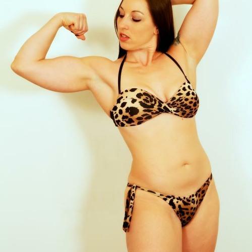 Mistress Kara VS Sam Solo - Mixed Wrestling