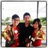 Cinta Antara Kita - Kok Siong & Lee Thoong (Duta & Baizura Kahar cover)