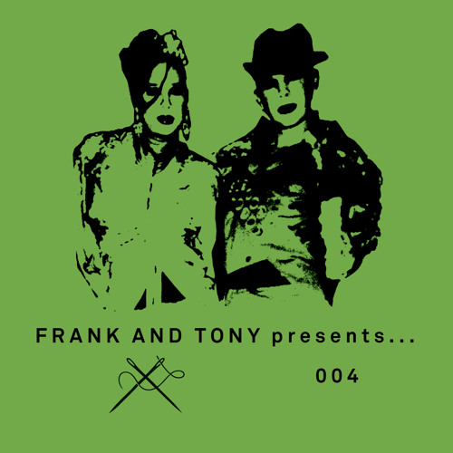 "FAT004 Frank & Tony ""Holding On"" (Dub) featuring Bob Moses [clip]"