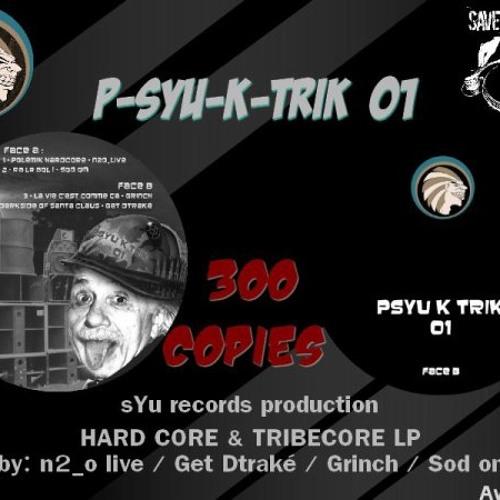 psyuktrik 01 -Get Dtraké - the darkside of santa claus
