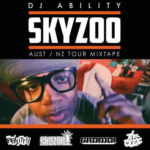 Skyzoo TourTape 2013 dj ability