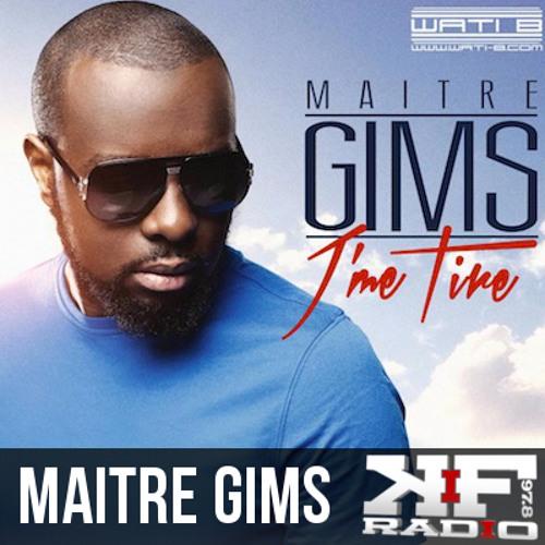 Drop de Maître Gims pour l'émission Urban Street sur Radio KIF