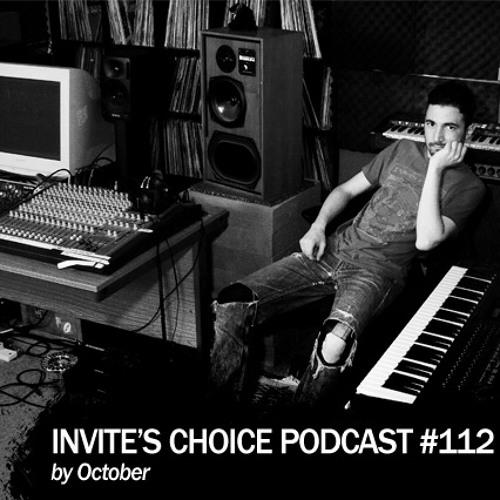 Invite's Choice Podcast 112 - October