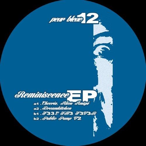 Tekno´s23- F33l th3 F3v3r [Vinyl_Peur Bleue12] FreeDL